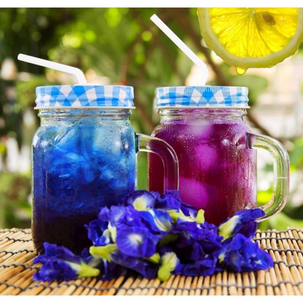 пурпурный час с лимоном и без